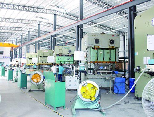 带你走进富士冲冲压工厂,了解冲压品的加工环境