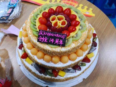 KANOU创立14周年